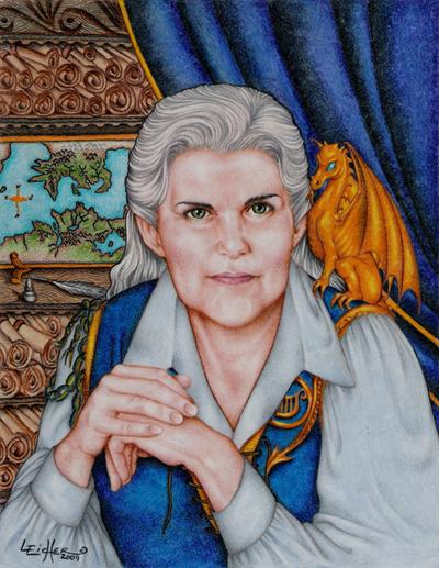 McCaffrey Anne